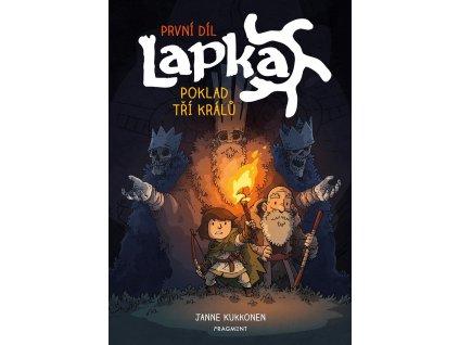 Fragment Lapka - Poklad tří králů (1.díl) - Janne Kukkonen
