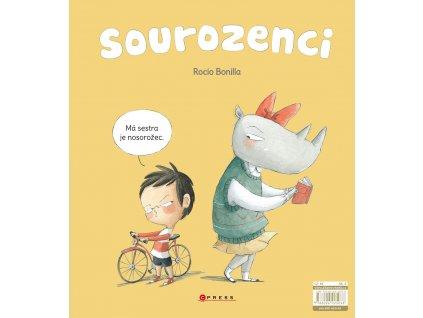 CPRESS Sourozenci - Rocio Bonilla