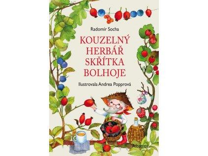 ALBATROS Kouzelný herbář skřítka Bolhoje - Radomír Socha