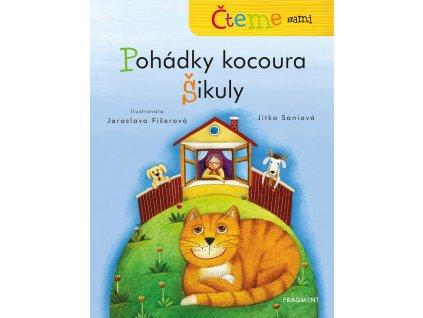Fragment Čteme sami – Pohádky kocoura Šikuly - Jitka Saniová