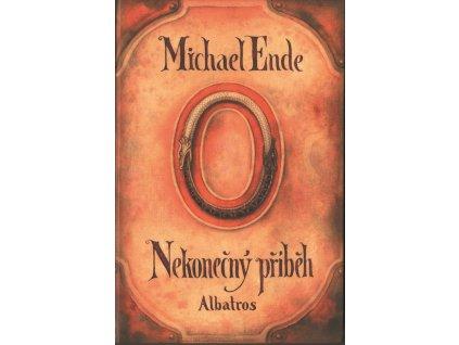 ALBATROS Nekonečný příběh - Michael Ende