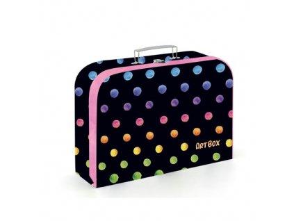 Kufřík lamino 34 cm - Dots Colors