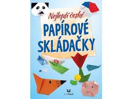GRADA Nejlepší české papírové skládačky