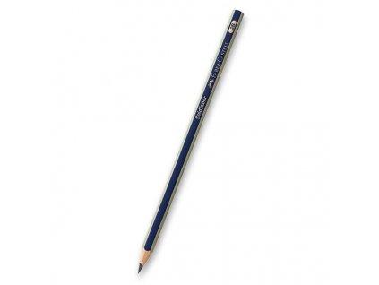 Faber-Castell Grafitová tužka GOLDFABER 1221-2B (1)