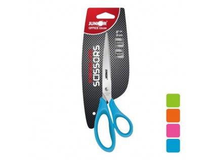 """Nůžky PVC Office color 8 """"210 mm"""