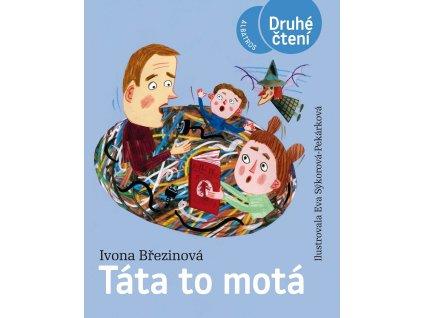 ALBATROS Táta to motá - Ivona Březinová