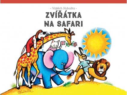 ALBATROS Zvířátka na safari - Vojtěch Kubašta