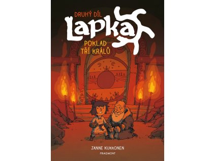 Fragment Lapka - Poklad tří králů (2. díl)- Janne Kukkonen