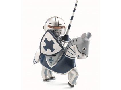 DJECO Pohyblivá figurka - Král Artuš