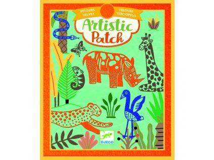 Kreativní sada - Safari