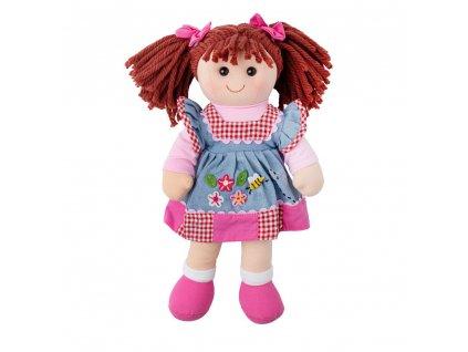 Látková panenka Melody 34 cm