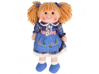 Látková panenka Katie 34 cm