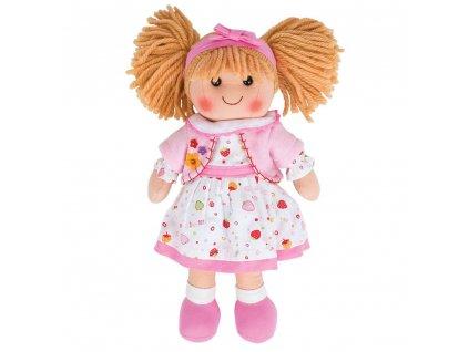 Látková panenka Kelly 34 cm