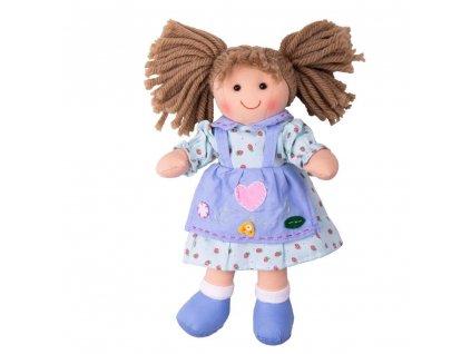 Látková panenka Grace 28 cm