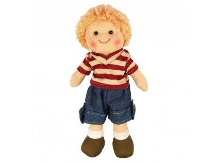 Látková panenka Harry 28 cm