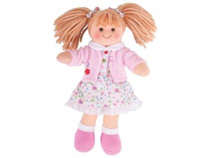 Látková panenka Poppy 28 cm