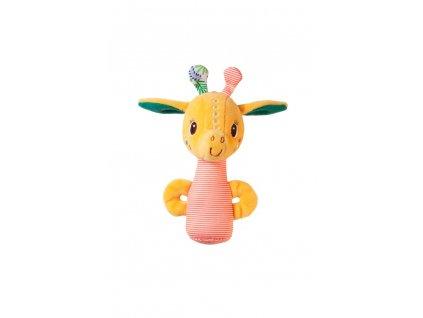 Žirafa Zia - malé chrastítko