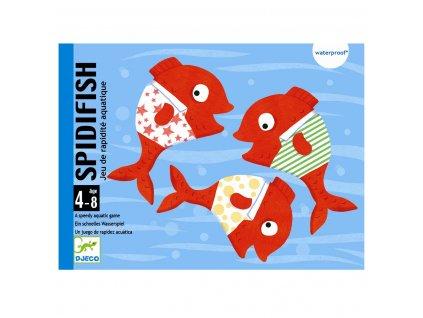 DJECO Karetní hra - Spidifish