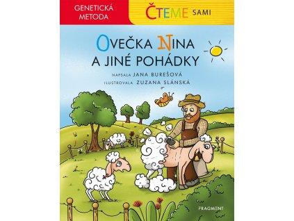 Čteme sami - genetická metoda - Ovečka Nina a jiné