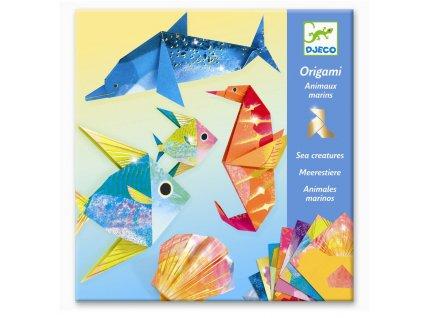 Origami - Pod vodou