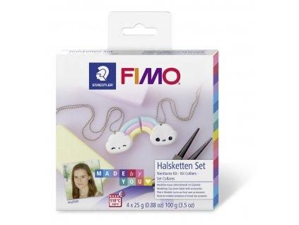 FIMO Soft Sada DIY Náhrdelník KAWAII