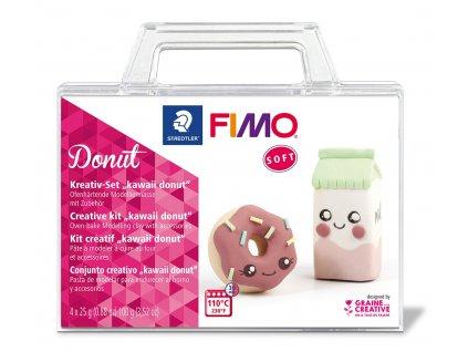 FIMO Soft Sada DONUT