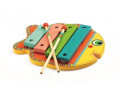 Xylofon - Rybička