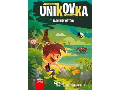 Unikovka Tajuplny ostrov