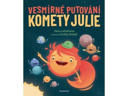 Vesmirne putovani komety Julie