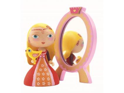 Pohyblivá figurka - Nina a zrcadlo