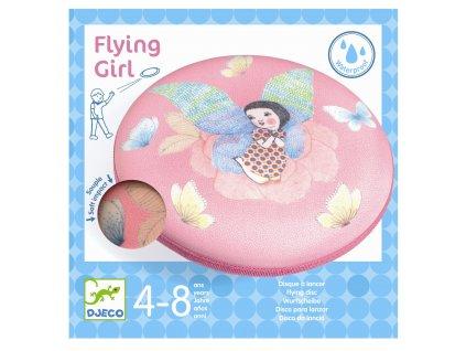 Létající talíř - Víla