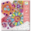 DJECO Origami - Hvězdné Mandaly