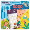 Rodinny planovaci kalendar 2020