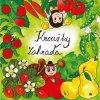 Samolepkový sešit - Zahrada kroužky
