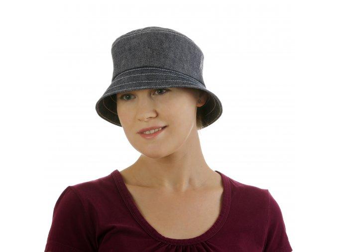 Stylový dámský klobouček