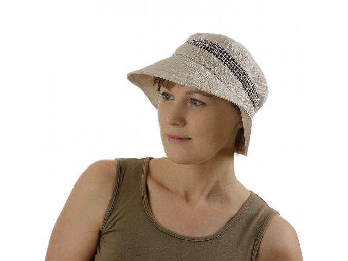 Módní dámský klobouk