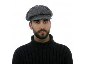 Moderní pánská softshellová čepice