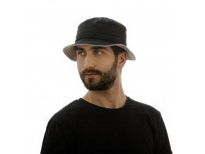 Pánský sportovní klobouk ze softshellové látky