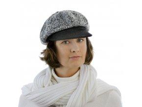 Dámská kšiltovka pro chladnější počasí