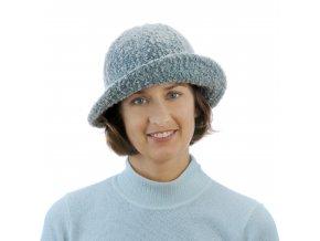 Luxusní dámský klobouk z polyesteru