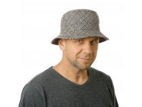Pánský zimní klobouk esterházy
