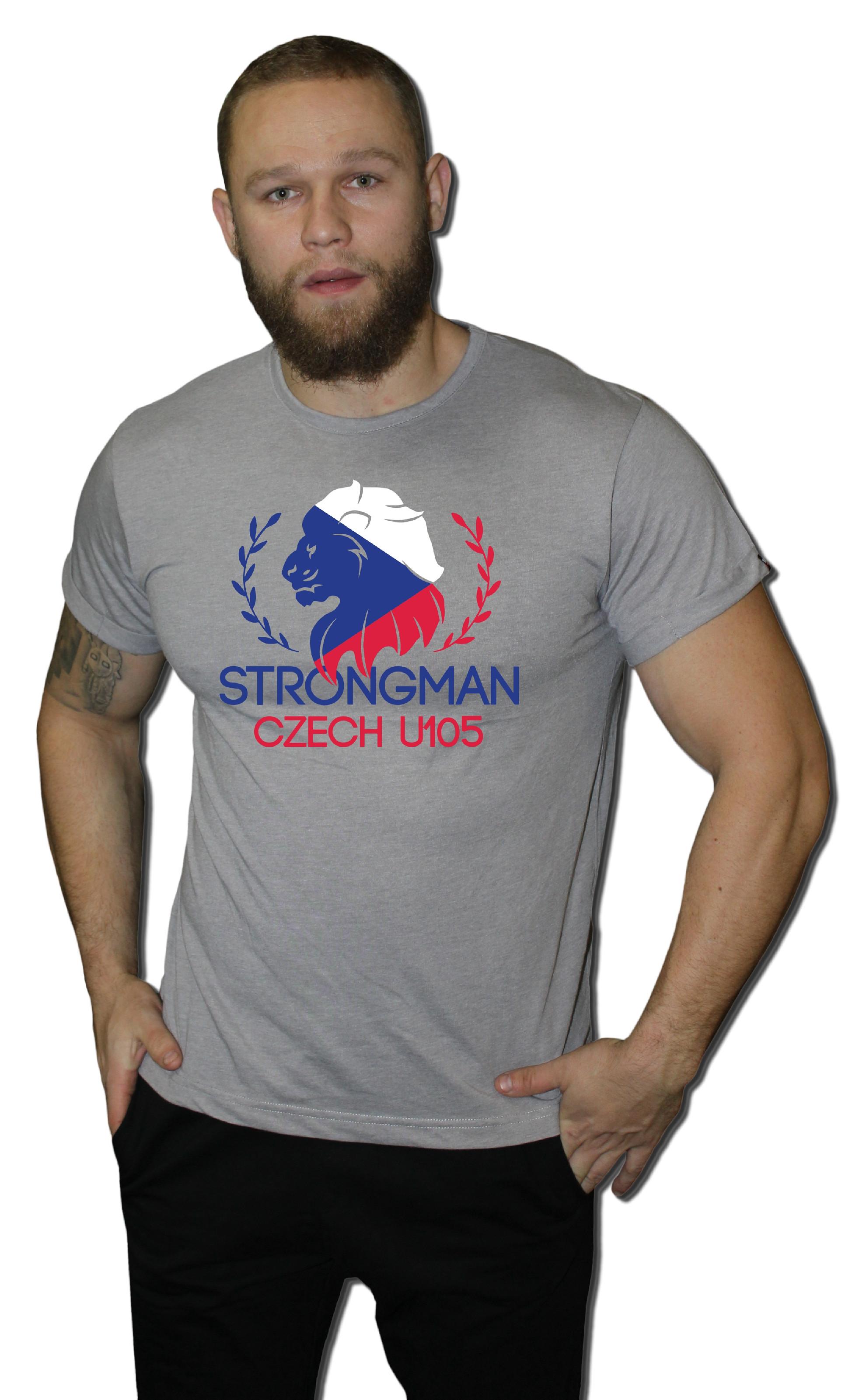 Strongman Czech U105