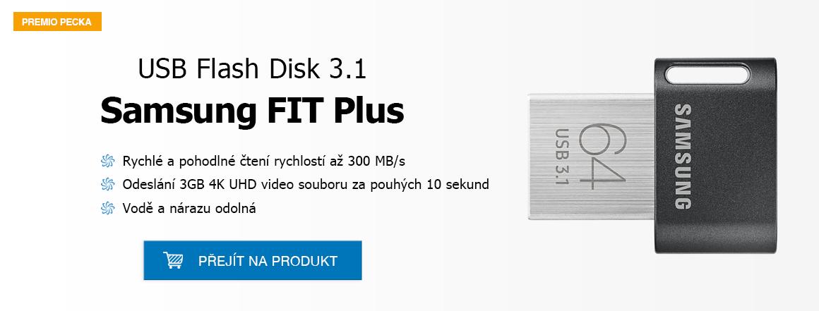 Samsung - USB 3.1 Flash Disk FIT Plus 64GB