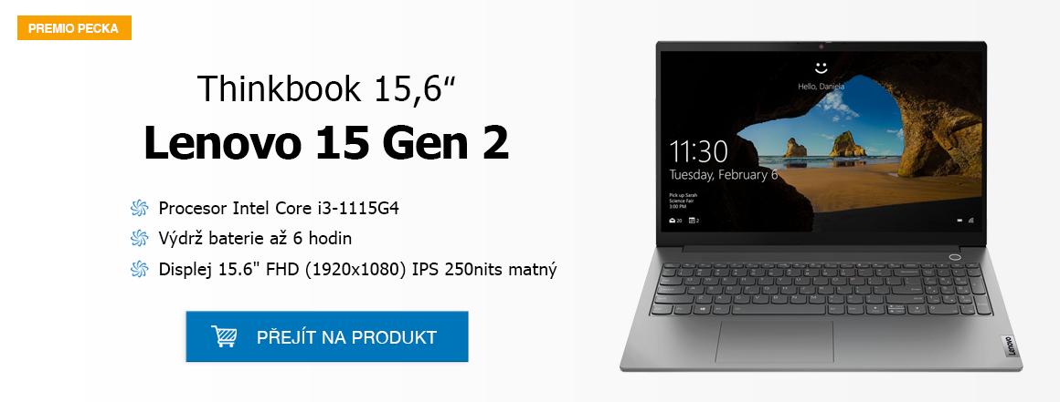 Lenovo Thinkbook 15 15.6F