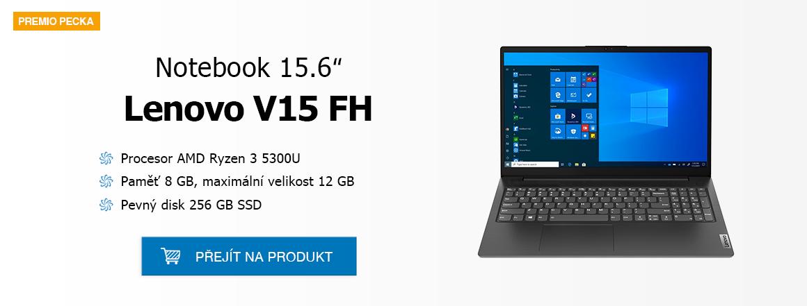 Lenovo V15 15.6''FH/Ryzen 3