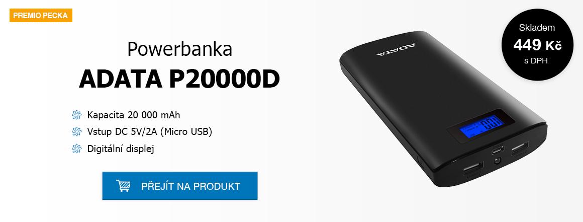 ADATA P20000D Power Bank