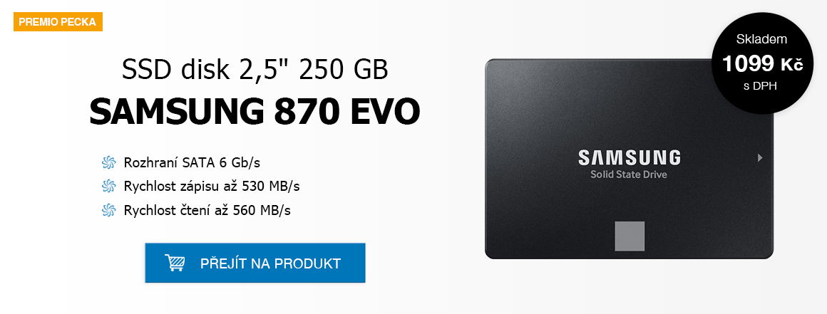 SSD 250GB Samsung