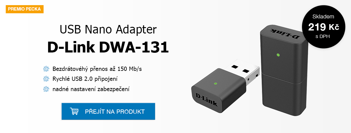 D-Link Adapter DWA-131