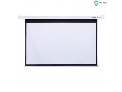 4World Projekční plátno manuální 190x142.4 94'' 4:3
