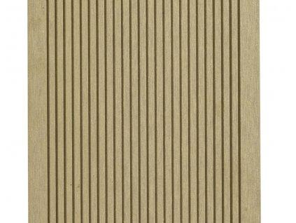 Terasové prkno G21 2,5 x 14 x 400 cm, Cumaru mat. WPC